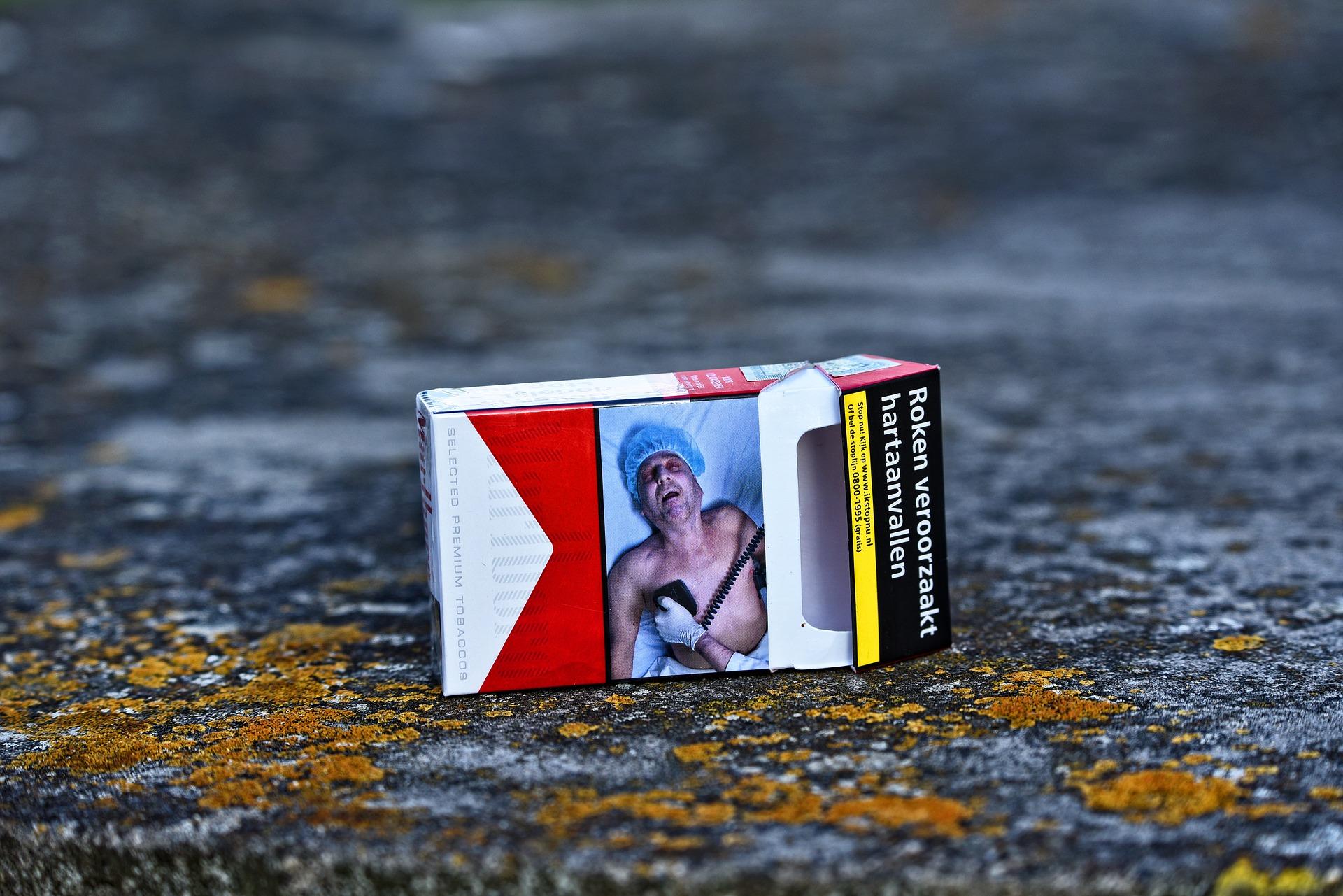 tabaco causa cáncer
