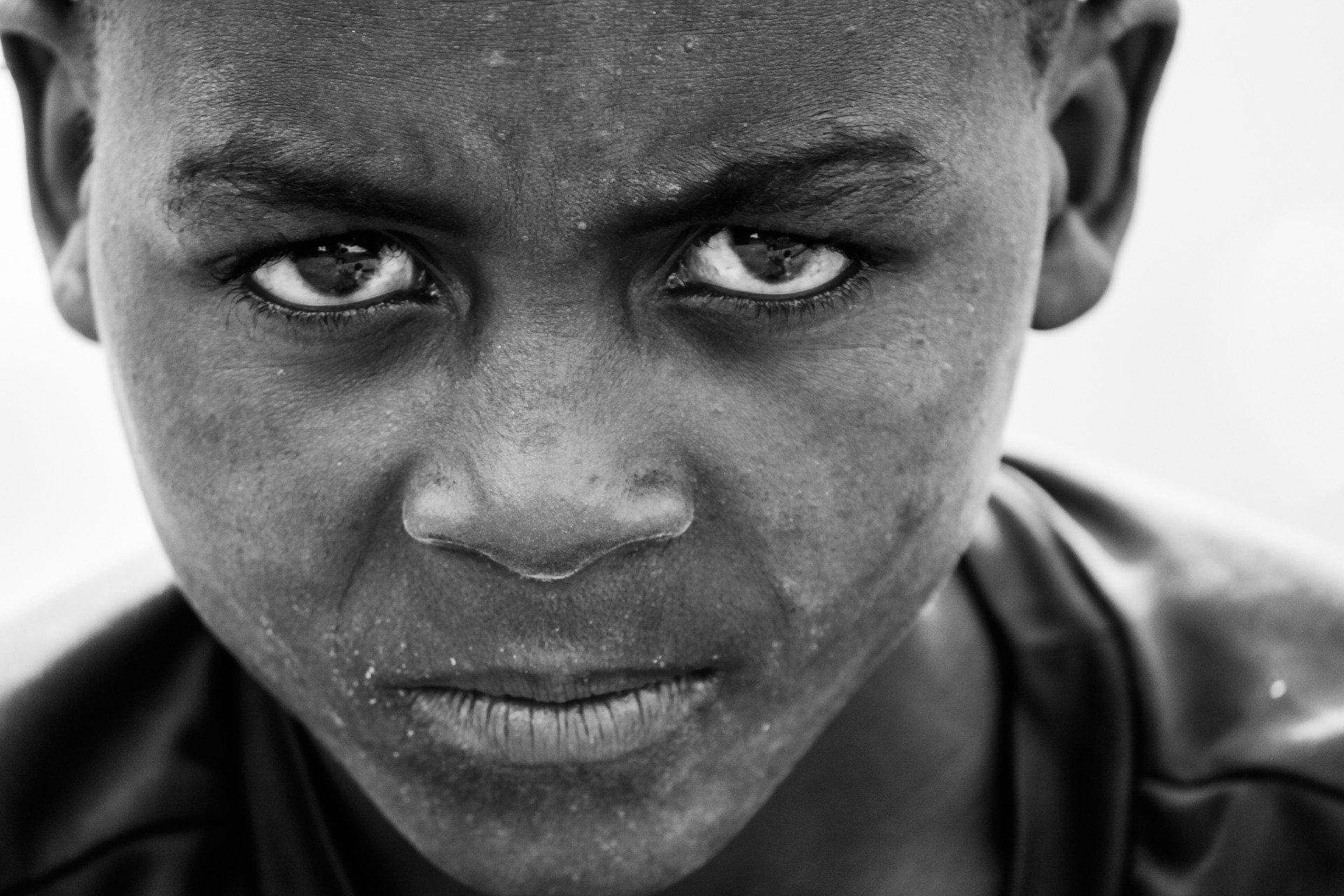 la pobreza infantil